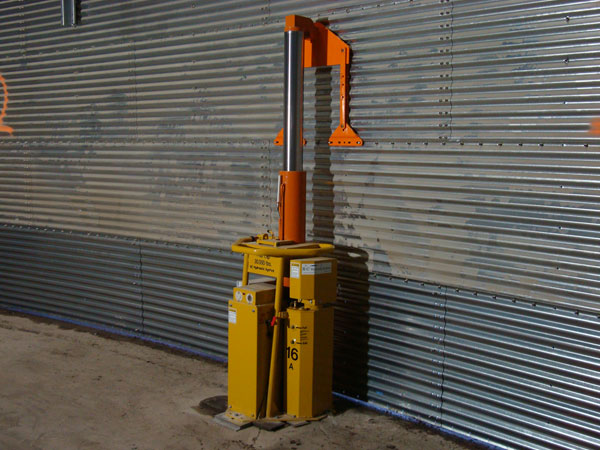 RC Hydraulic Commercial Bin Lifting Jack