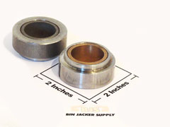 Sib Simes Grain Bin Jack Gear Box Cover Bushing and Housing