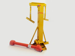 Grain Bin Jack Systems by Manufacturer