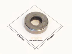 Thrust Bearing for Simes Jack Thrust Screw parts for all simes grain bin jacks