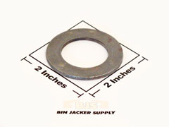 Thrust Washer for Simes Jack Thrust Screw parts for all simes grain bin jacks