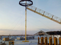 Complete Lowe Center Pole System